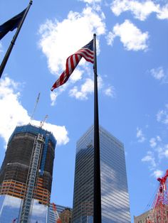 """""""remembering"""" (construction of the new WTC in NYC; posted 9-11-2012)"""