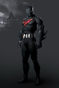 Batman Beyond..one of the best batman versions