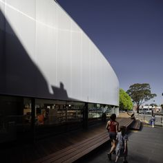 Gallery - Williamstown Library / Sally Draper Architects + Mitsuori Architects - 10