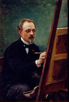 Autorretrato de José de Madrazo