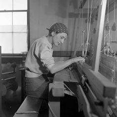 "Andrew Dickson on the artist Anni Albers, who said ""Learning to form makes us understand all forming."""