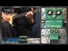 Boss TR-2 Tremolo www.promenademusic.co.uk/boss-tr2-tremolo-pedal