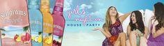 apply at House Party to host your own: Seagram's Escapes Girls' Night In House Party...I applied!
