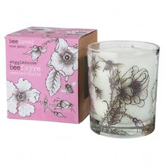 Bee Loved candle £14.95