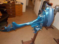 Champion Blue Ribbon motor.