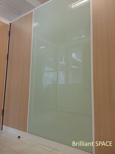 Glass System Wall 中文大學 (不上頂裝置,雙層清玻璃屏風 Double Clear Glass Panel) 10