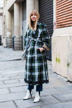 Street Style Couture Paris Fashion Week 2018