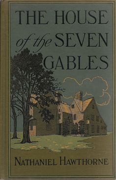 The House of the Seven Gables Vintage Cover by devenish1, via Flickr