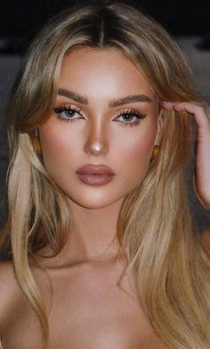 Pretty Woman, Pretty Girls, Plastic Surgery Photos, Wedding Eye Makeup, Nose Hoop, Model Face, Woman Face, Face Shapes, Eyes