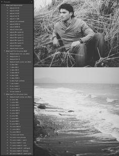 Film emulsion lightroom photography presets.