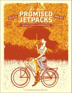 We Were Promised Jetpacks, From El Jefe Design