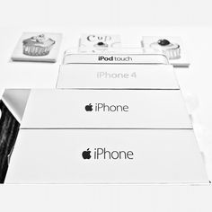 iCupCake #apple #iphone #cupcake #ipod #iphone4 #iphone6 #box