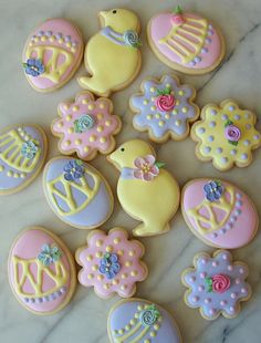easter treats for bake sale by tam mabley-chaisson, via Flickr