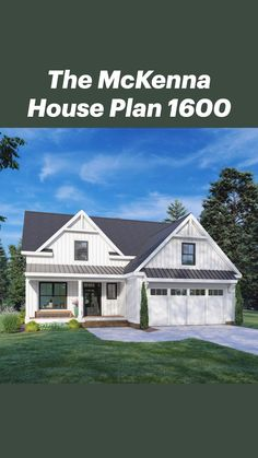 Lake House Plans, Cottage House Plans, House Siding, House Roof, Metal Building Homes, Building A House, Building Ideas, Metal Roof Houses, Metal Buildings