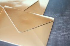 Gold Envelope DYI