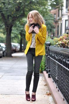 the-streetstyle:  H&M Lucky Picks / Splash of Colorvia eatsleepwear