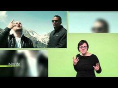 """Laura übersetzt """"Lass die Musik an"""" von Madsen in Gebärdensprache. N-JOY im Internet: http://www.n-joy.de/ Mehr Videos: http://www.ardmediathek.de http://med..."""
