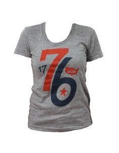 1776 - Women - Gray, made in the USA!