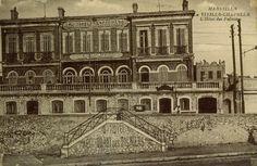 Vieille Chapelle - L'Hôtel des Palmiers