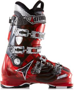 Focused on fun, the Atomic Hawx 90 ski boots carve fast turns and leave your feet with enough comfort at the end of the day to truly enjoy the apres-ski festivities. Ski Equipment, Ski Boots, Apres Ski, Golf Bags, Snowboard, Cleats, Skate, Skiing, Outdoor Living