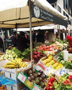Sydney, Australia - Fresh Food Market