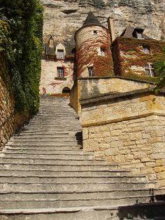 La Roque-Gageac, Aquitaine, France Aquitaine, Saint Junien, Wonderful Places, Beautiful Places, La Roque Gageac, La Dordogne, Beaux Villages, Limousin, Provence France