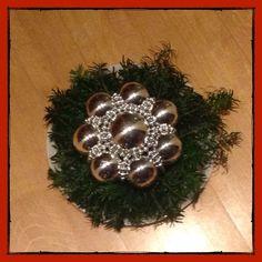 Kerstballen zeeuwse knoop