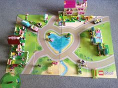 LEGO.com - Friends - Gallery - Jayme and Grace's Lego Friends City