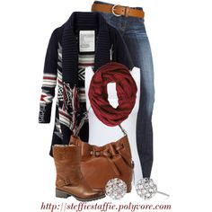 Casual Outfit, love everything and how comfy it looks Mode Outfits, Casual Outfits, Fashion Outfits, Fall Winter Outfits, Autumn Winter Fashion, Fashion Mode, Womens Fashion, Estilo Jeans, Mein Style