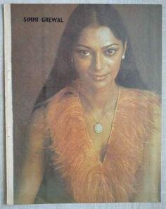 Bollywood-actress-Simi-Garewal-Rare-Poster-sheet-page-from-magazine
