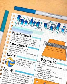 College Notes, School Notes, Colorful Notes, Bullet Journal Lettering Ideas, School Notebooks, Pretty Notes, Diy Crafts Hacks, Handwritten Fonts, Studyblr