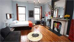 220 sq feet http://www.apartmenttherapy.com/jasons-charm-potential-small-cool-contest-169134?img_idx=0