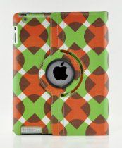 LiViTech offer LiViTech(TM) iPad 3D Illusion Art Design Series 360 Rotating PU Leather Smart Cover Case for Apple iPad 2 3 4, iPad Air (iPad 2 3 4, Orange Green). This awesome product currently limited units, you can buy it now for $39.99 $12.99, You save $27 New
