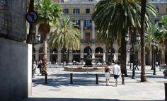Barcelona - Placa Real