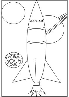 Fusee Planetes, page 13 sur 21 sur HugoLescargot.com