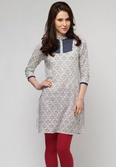 6b9b3f9ae Buy Sangria 100% Cotton Multicoloured Color Kurti Online - 2733467 - Jabong