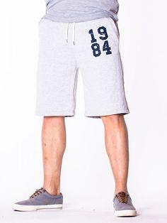 Pantaloni scurti barbati 1984 albi Gym Men, Sport, Interior Design, Fashion, Nest Design, Moda, Deporte, Home Interior Design, Fashion Styles