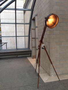 WDA _ WilDesignArt  - Tri_P Lamp n. 09
