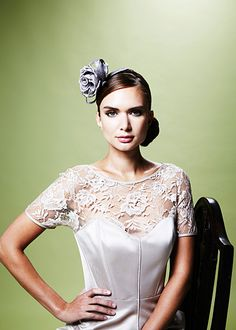 Rosa Gina Foster Millinery www.ginafoster.co.uk 76ee31583b8