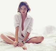 Miranda Kerr, boudoir with white shirt Miranda Kerr, Boudoir Poses, Boudoir Photography, Fashion Photography, Bedroom Photography, Victoria Secrets, Glamour, Shooting Photo Boudoir, Provocateur