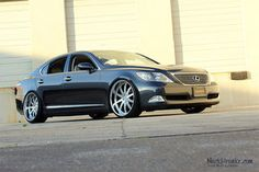 Lexus LS 460 on Phantom Forged Wheels Lexus Sedan, Lexus Lfa, Lexus Cars, Jdm Cars, Infiniti Q50, Jaguar Xe, Volvo S60, Lexus Lineup, Rims For Cars