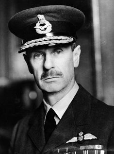 battle of britain - Air Chief Marshal Hugh Caswell Tremenheere Dowding
