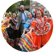 De Pueblo a Pueblo has just kicked off, running until June 16 celebrating Philadelphia's magnificent Mexican culture all over the city!