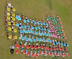 Human Periodic Table from Thailand