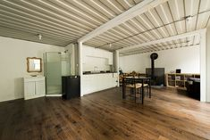 cabin in woods shipping containers