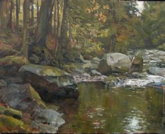 Stapleton Kearns Palette Part 2 from his very informative blog. Stape is an amazing landscape painter and teacher.