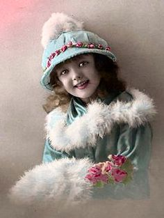 Magic Moonlight Free Images  Winter Girls! Free images for You! Chicos  Vintage 495be9af0c94