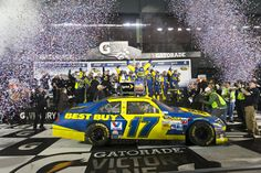 Matt wins the 2012 Daytona 500!