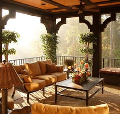 Mediterranean Balcony Patio.....      ᘡղbᘠ