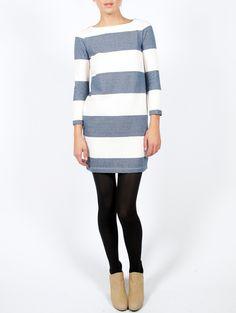 Sweatshirt Dress - Dresses - Shop